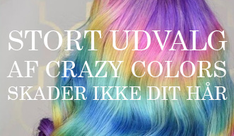 Crazy color hårfarver