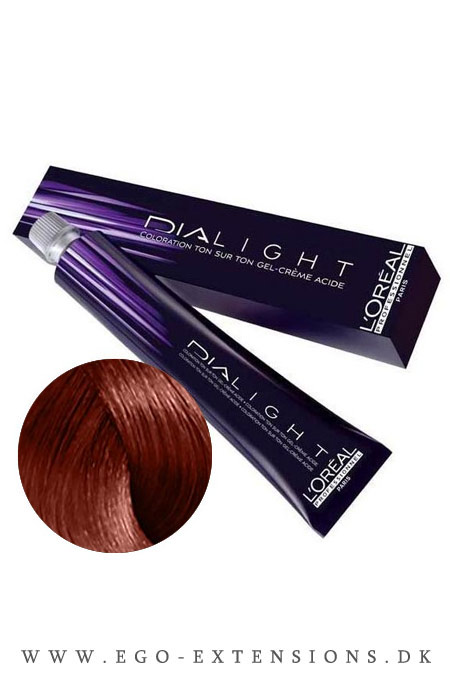 Loreal Dialight 6.46 Dark Copper Red Blonde