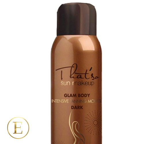 Thats so Glam Body Mousse