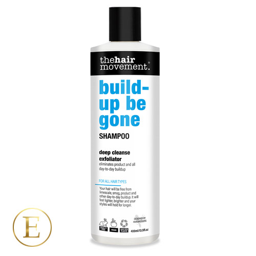 The Hair Movement Build-Up Be Gone Shampoo