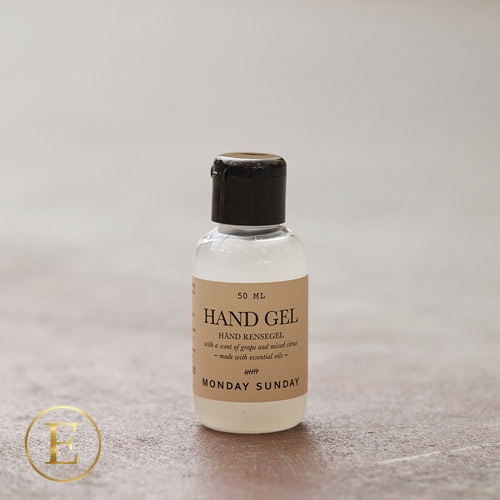 Moments Hand cleaning mini gel Monday Sunday
