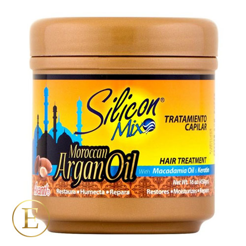 Silicon mix Moroccan Argan Oil Treatment