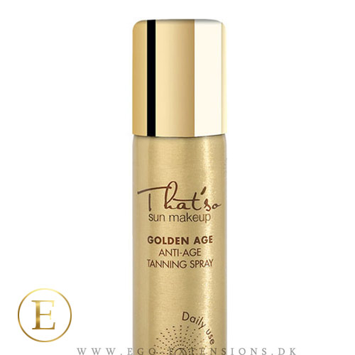 Golden Anti Age Anti Tanning Spray